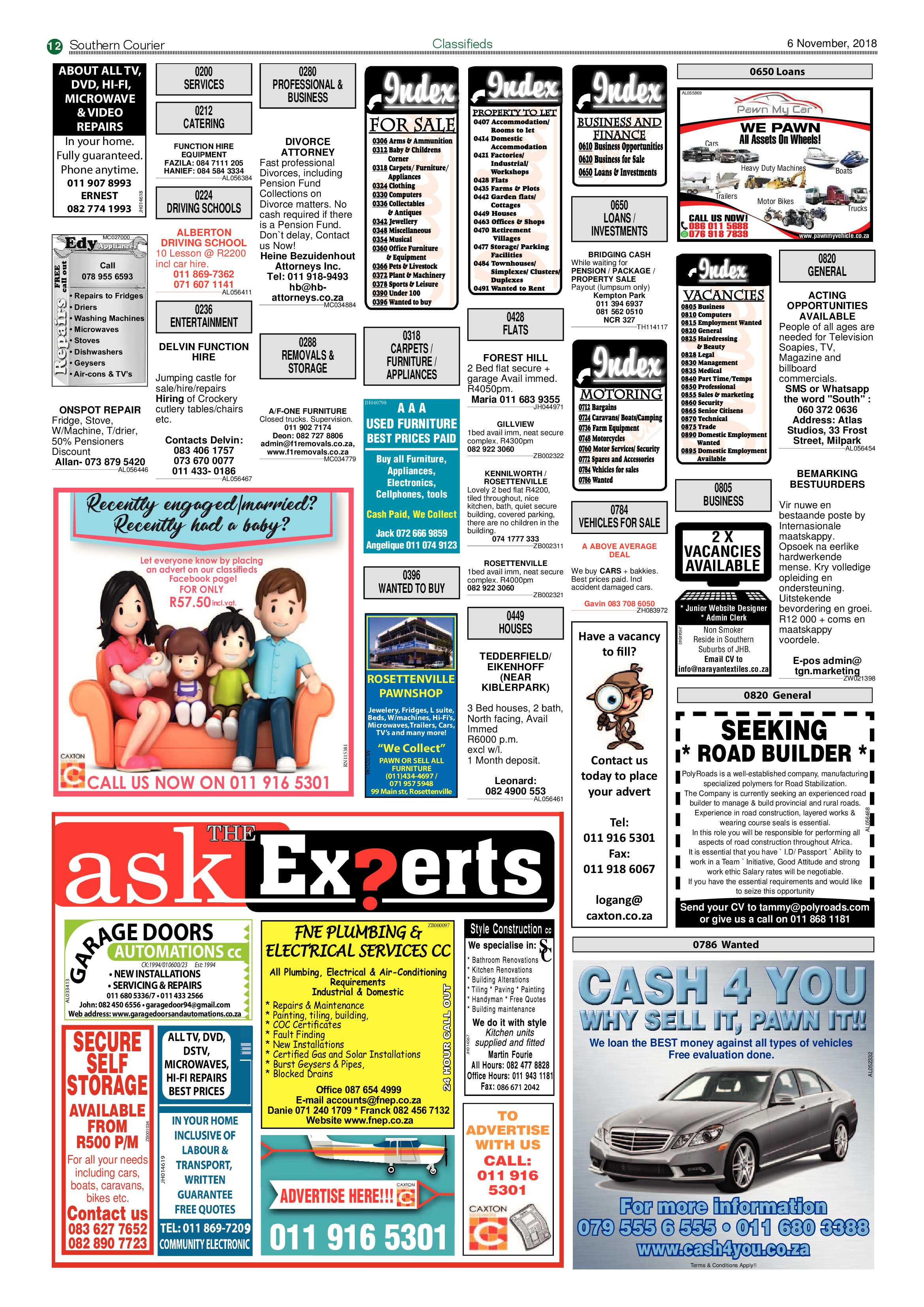 southern-courier-06-november-2018-epapers-page-12