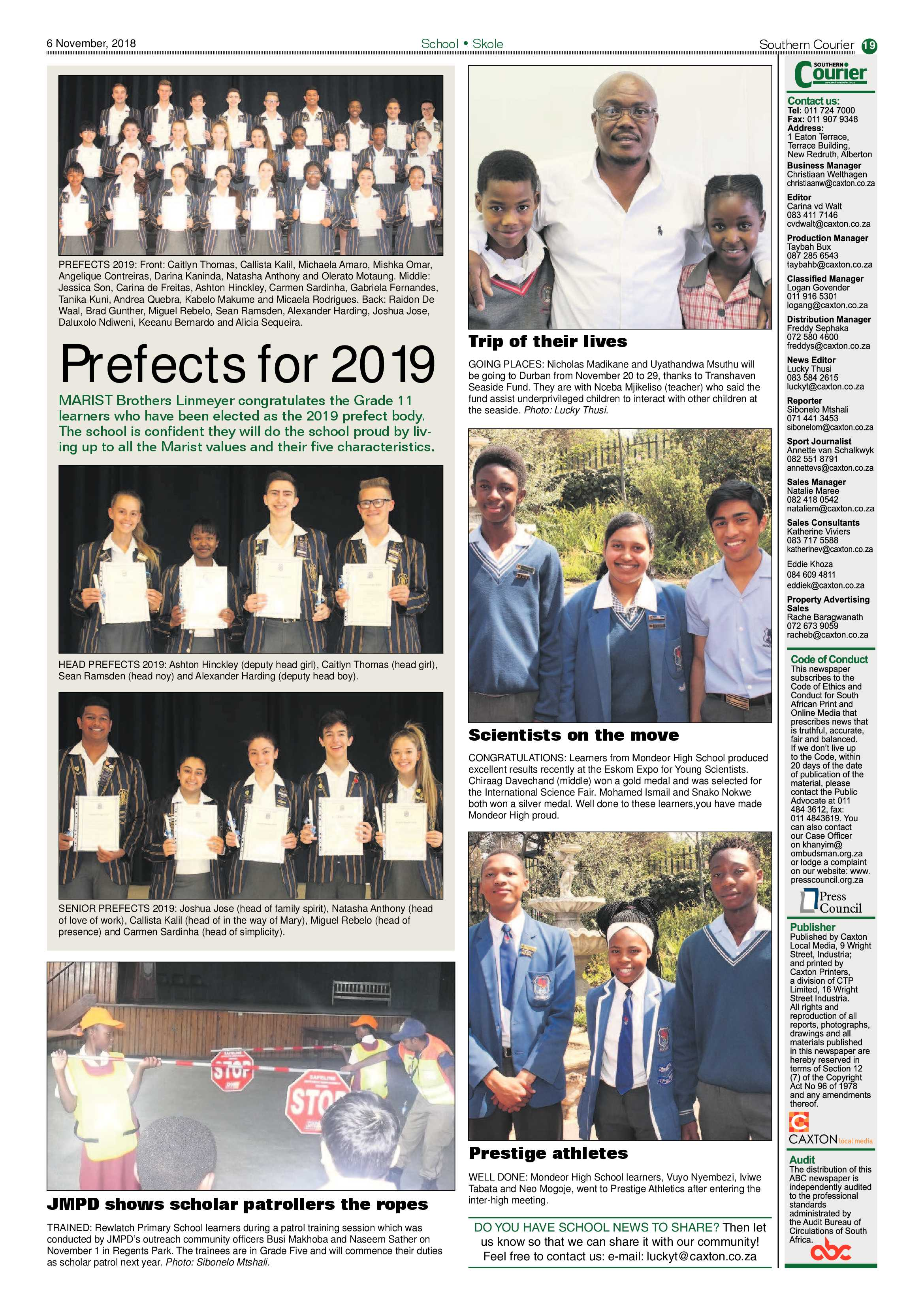 southern-courier-06-november-2018-epapers-page-19